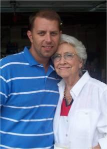 Me & Grandmommy